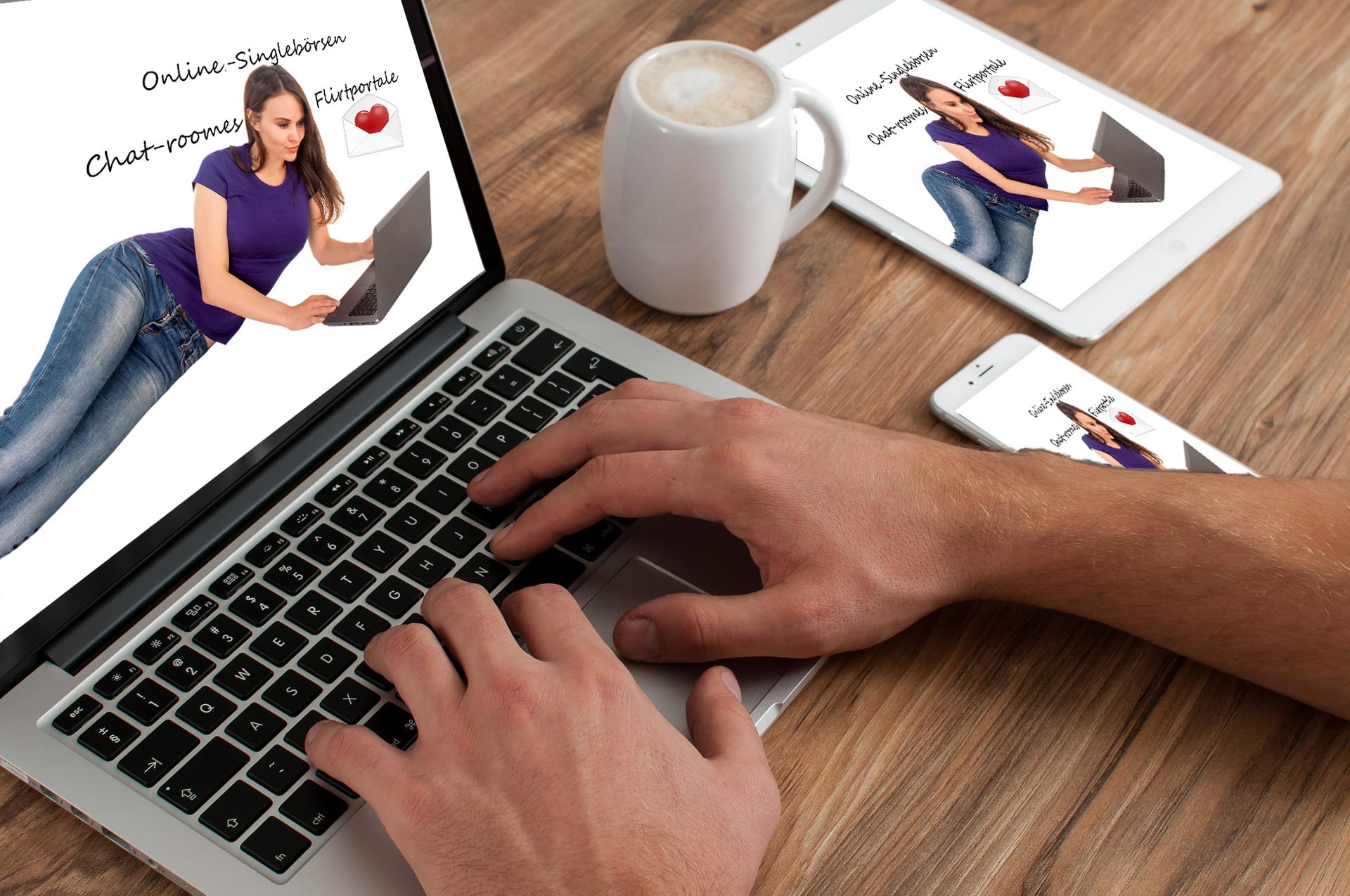 Flirten online lernen – So geht´s